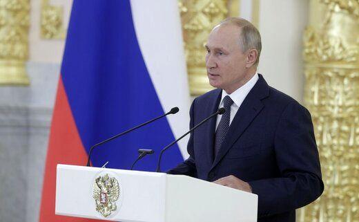 درخواست پوتین برای پایان درگیری ها در قره باغ