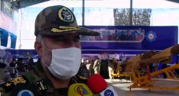 فرمانده نیروی زمینی ارتش: دستاورهای بینظیری در حوزه پهپاد داشتهایم