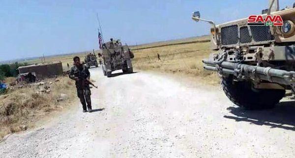 درگیریهای ارتش سوریه با تروریستهای داعش