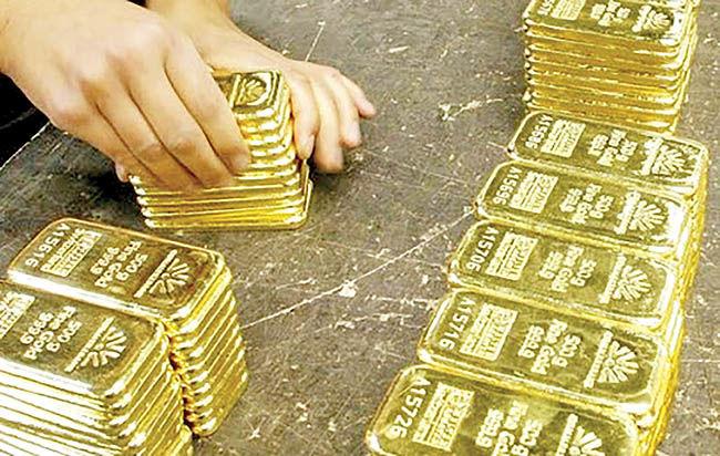 جهش طلا به بالای مرز 1800 دلاری
