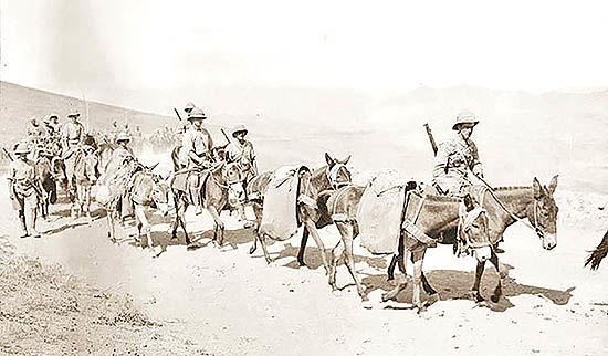 ایران در دوره جنگ جهانی اول