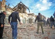 پایان سال تلخ با زلزله مهیب کرواسی