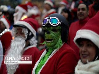 تصاویر بامزه از کریسمس