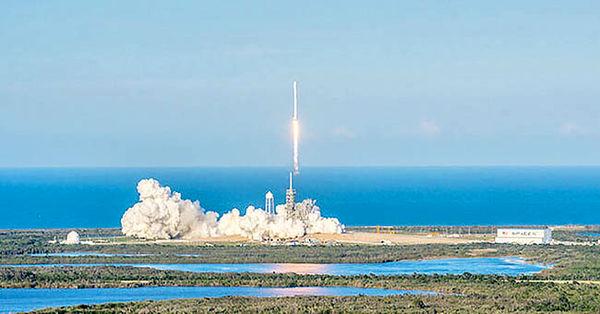 قرارداد ۱۵۰ میلیون دلاری آژانس فضایی پنتاگون با اسپیسایکس