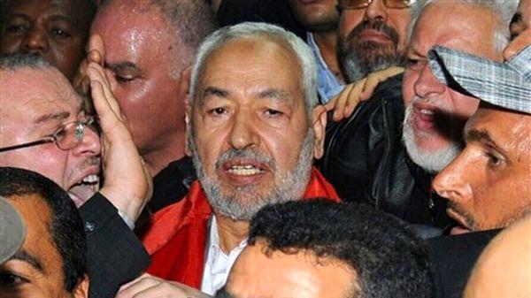 رئیس پارلمان تونس دست به تحصن زد