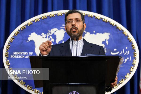 خطیبزاده خبر داد: تهیه طرح ایران برای حل بحران قرهباغ