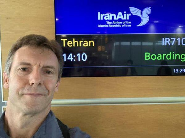 توییت سفیر انگلیس در تهران درباره سریال گاندو
