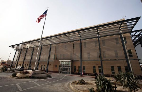 عراق تصمیم به بستن سفارت واشنگتن گرفته؟